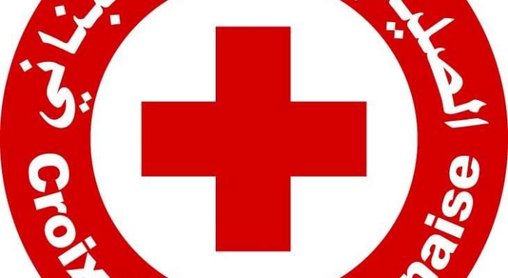 الصليب الأحمر: اصابة 17 مسعفا في مركز زحلة بفيروس