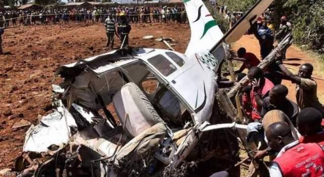 لبنانية وإبنها من ضحاية سقوط طائرة في كينيا