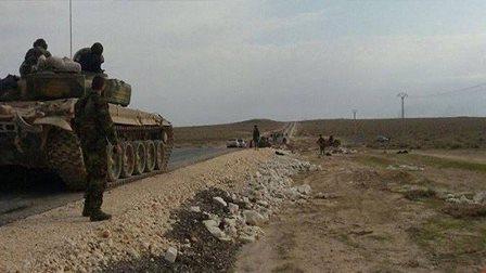 تقدم مفاجئ للجيش السوري في ريف الرقة نحو مناطق من