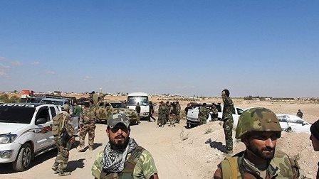 الجيش السوري يشعل ريف حماة.. عملية عسكرية يقودها