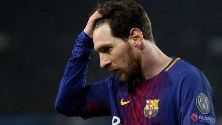 لقطة محرجة لميسي في نهائي كأس إسبانيا!