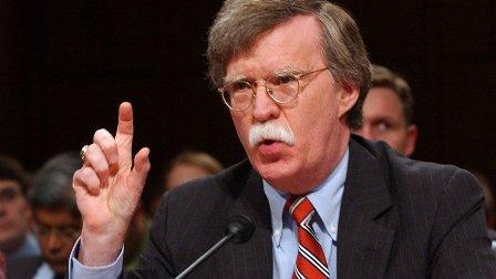 مستشار الأمن القومي الأميركي جون بولتون: نسعى لأن نكون حذرين ومسؤولين بشأن الرد على الأنشطة الإيرانية وأنشطة أذرعها في منطقة الخليج