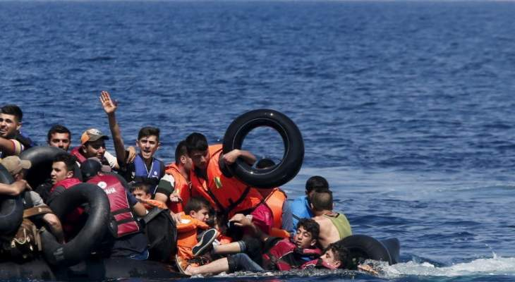 إنقاذ حوالي 3.5 ألف مهاجرا قبالة السواحل الليبية