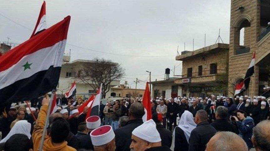 إضراب عام في الجولان السوري المحتل بسبب