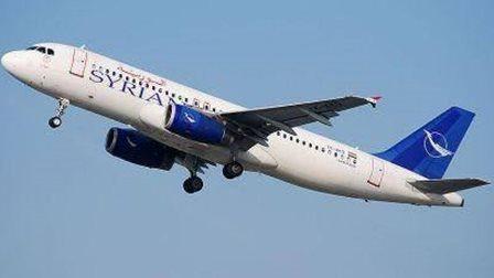 سوريا ترفع رسوم عبور الطائرات في مجالها الجوي