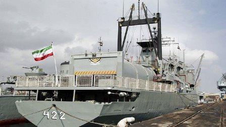 القوّات البحريّة الإيرانيّة تحصل على أسلحة دفاع حربيّة حديثة!