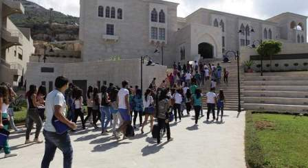 الجامعة اللبنانية الاميركية تحذّر من مشروع معمل النفايات في بلاط – جبيل