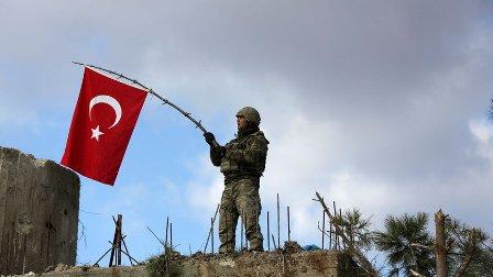 تطور كبير في الشمال السوري.. قصف على رتل عسكري تركي وسقوط قتلى وجرحى
