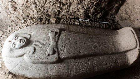 مصر تعرض تابوت آخر ملكة فرعونية من الأسرة الـ19 لأول مرة!