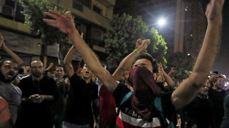 لليوم الثاني على التوالي... تظاهرات في السويس مناهضة للسلطات المصرية