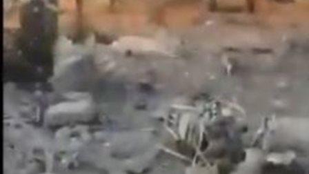 الصور الأولى لموقع مقتل ابو بكر البغدادي