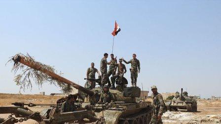 الجيش السوري يشتبك مع القوات التركية شمال شرق سوريا