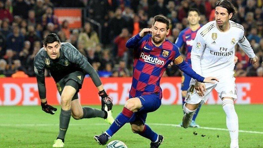 هكذا انتهى كلاسيكو برشلونة وريال مدريد!