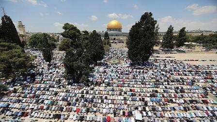 مركز حقوقي أوروبي قدم شكوى للأمم المتحدة بسبب إغلاق إسرائيل لأقصى