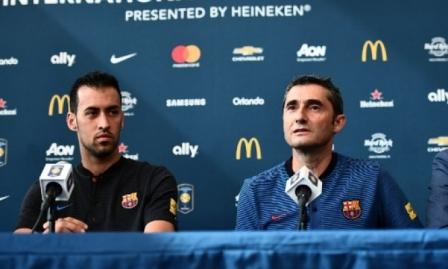 فالفيردي يعلق على مصير نيمار مع برشلونة