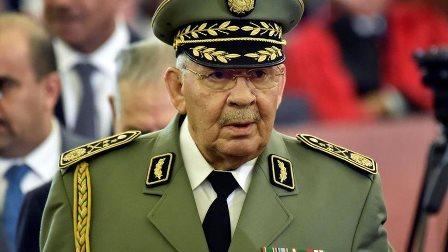 وفاة الفريق أحمد قايد صالح رئيس أركان الجيش الجزائري