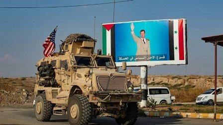 القوات الأميركية تخلي قاعدة لها في ريف الحسكة