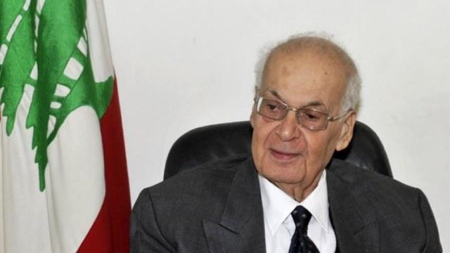 الحص: إن ضاعت فلسطين ضاعت الأمة العربية
