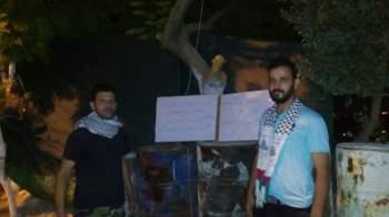 اضراب عن الطعام بمخيم المية ومية تضامناً مع الأسرى الفلسطينيين