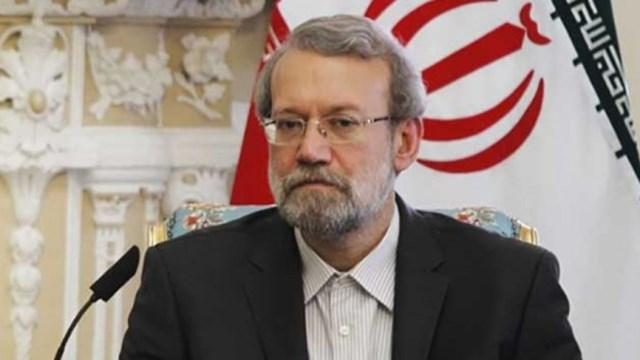 إصابة رئيس البرلمان الإيراني علي لاريجاني بفيروس