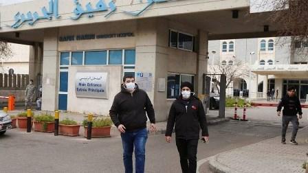 تسجيل 10 حالات جديدة بفيروس كورونا في لبنان