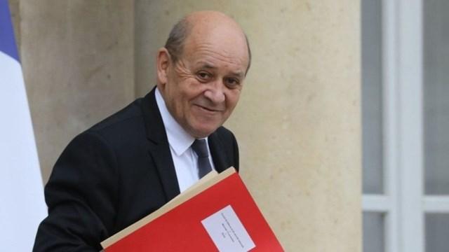 وزير خارجية فرنسا: باريس تنظم مؤتمر لمساعدة لبنان
