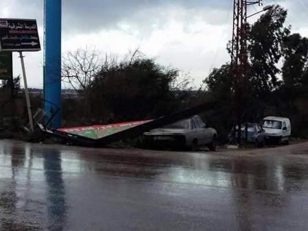 مقتل 8 أشخاص جراء عاصفة مدمرة اجتاحت جنوب افريقيا