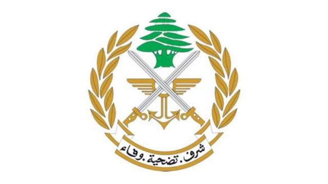 الجيش يوقف أشخاصاً أطلقوا النار أثناء تشييع في طرابلس