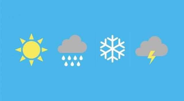 الأرصاد الجوية: طقس اليوم غائم جزئياً مع انخفاض طفيف بدرجات الحرارة