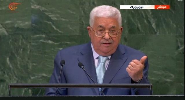 عباس: لن نلتزم بأي اتفاق إذا لم تتراجع واشنطن عن نقض تعهداتها مع الفلسطينيين.. وحماس تعتبر خطابه