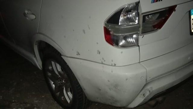 مجهول القى قنبلة صوتية داخل ملعب في منطقة محرم بطرابلس