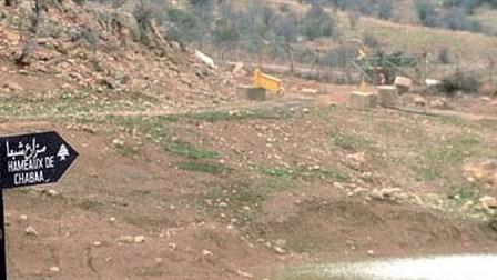 سماع اصوات انفجارات في مزارع شبعا المحتلة ناجمة عن تدريبات لجيش العدو الاسرائيلي