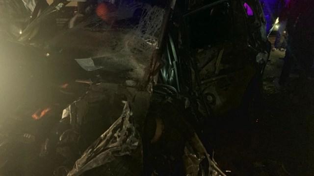 حادث سير مروع على طريق دير الزهراني بعد مطاردة بسبب خلاف عائلي تنهي حياة طفلة