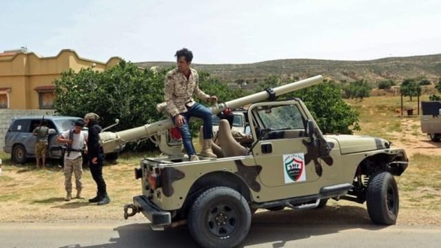استهداف موكب وزير داخلية حكومة الوفاق الليبية فتحي باشاغا