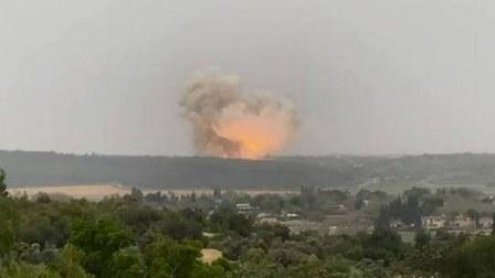 انفجار قوي يهزّ مصنعاً إسرائيلياً للصواريخ في القدس