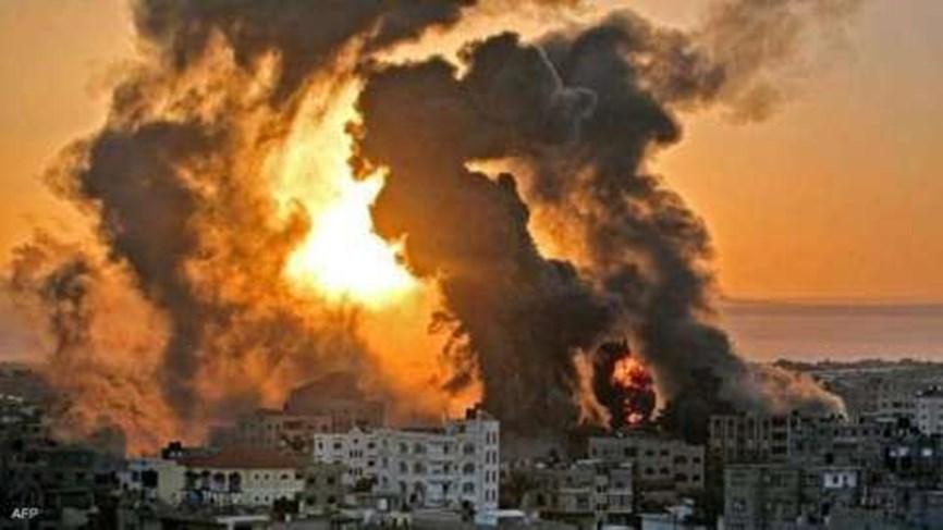 الاحتلال يواصل عدوانه على غزة... ارتفاع حصيلة الشهداء إلى اكثر من 155 شهيداً
