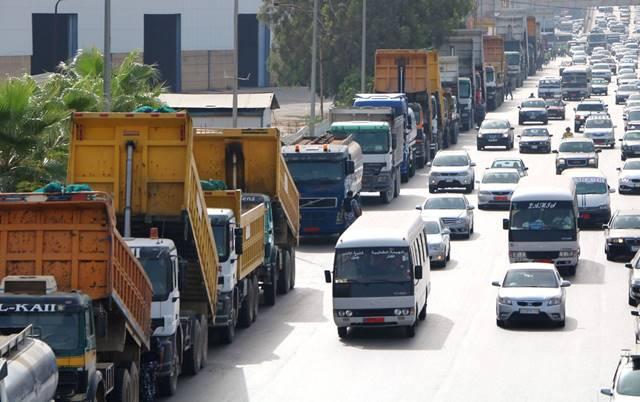اتحادات النقل البري: للتوقف عن العمل غدا