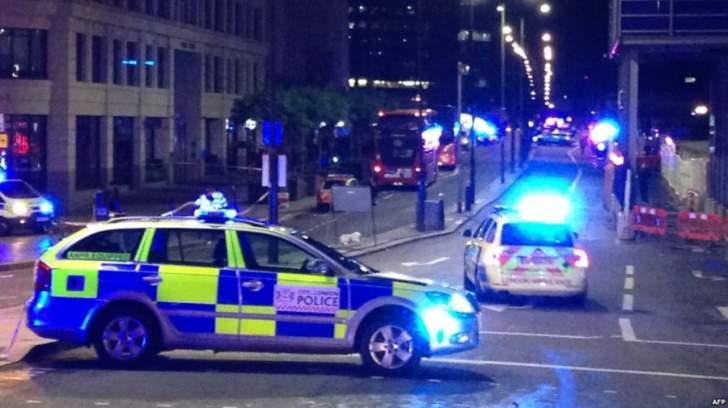 الشرطة البريطانية تحقق بجسم مشبوه في وسط لندن
