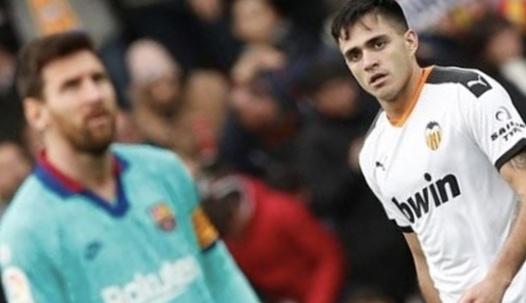 أول هزيمة لبرشلونة تحت قيادة مدربه الجديد