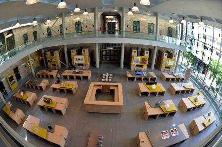 من أجْلِ مكتبةٍ وطنيّةٍ حقًّا أبوابُها مفتوحةٌ للجميع!