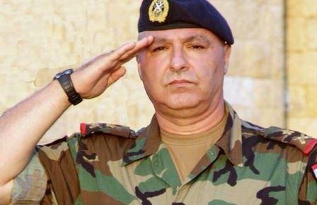 قيادي إستراتيجي اميركي يلتقي قائد الجيش ويشيد بنجاح عمليات الجرود!