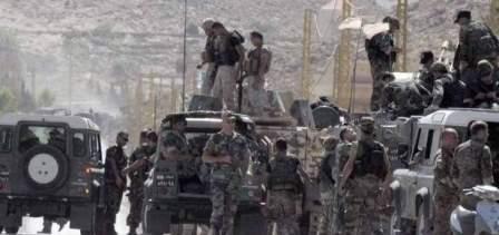مخابرات الجيش توقف رئيس بلدية عرسال السابق علي الحجيري