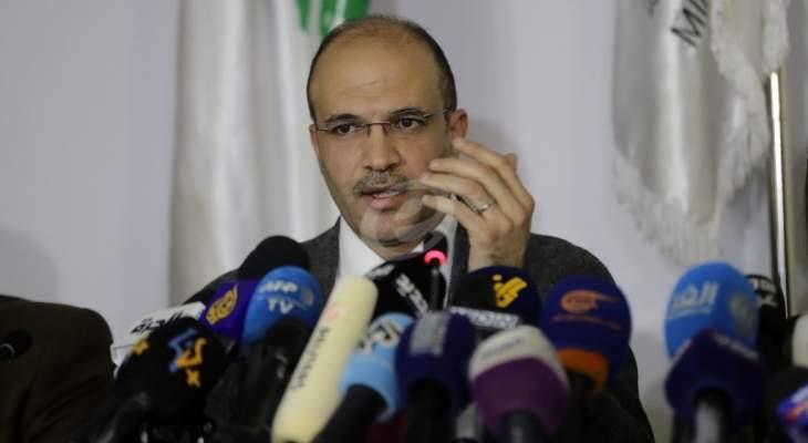 حسن: وزارة الصحة تعمل على رفع جهوزية المستشفيات الحكومية ومساعدة المستشفيات الخاصة