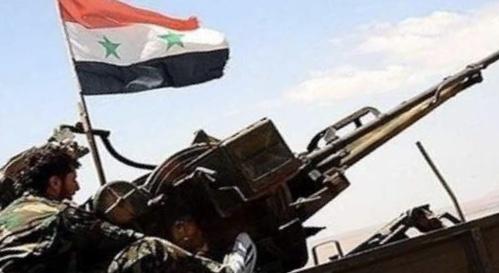 وحدات الجيش السوري تسيطر على بلدتي الصرمان وأبو مكة بريف معرة النعمان