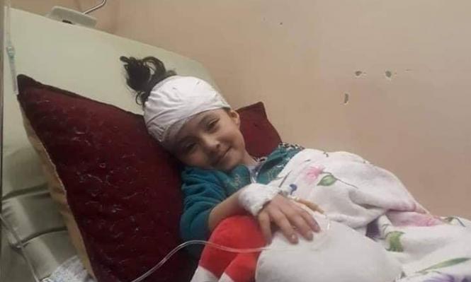 وفاة عائشة اللولو.. طفلة تجسّد معاناة شعب تحت الحصار