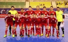 منتخب لبنان لكرة الصالات يفوز على الاردن بنتيجة 2-1 ويتأهل الى ربع نهائي كأس آسيا ٢٠١٨