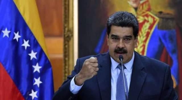مادورو يندد بتصريحات أميركية جديدة ضد فنزويلا