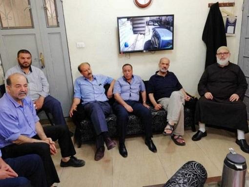قيادة القوى الفلسطينية بصيدا: لإزالة البوابات الالكترونية عن مداخل عين الحلوة