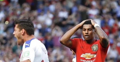 مانشستر يونايتد يخسر بملعبه أمام كريستال بالاس