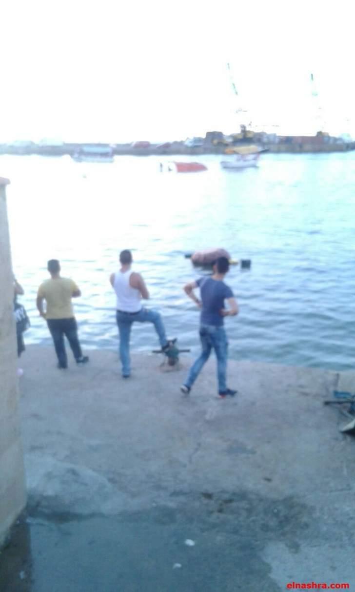 ستة لبنانيين وفلسطيني كانوا على متن القارب الذي غرق في عكار